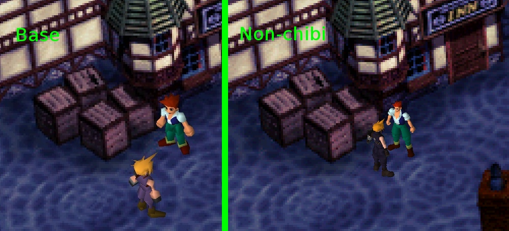 FF7_SYW, refiltrage complet de FF7 2 09 (plus disponible) - Forum